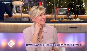 "Héritage de Johnny Hallyday: Sylvie Vartan ""solidaire de l'action"" de Laura Smet et David Hallyday - VIDEO"