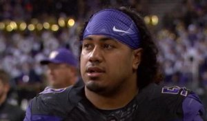 Vita Vea reveals which former Washington Husky he models his game after