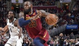 NBA [Focus] Le tank LeBron James roulent sur les Nets