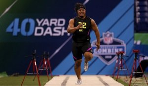 FREAKY FAST: Vita Vea runs 5.10 40-yard dash at 347 pounds