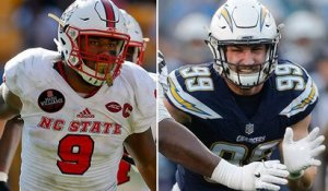 Mike Mayock compares NC State DL Bradley Chubb to Joey Bosa