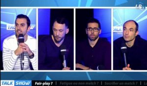 Talk Show du 05/03, partie 1 : fair-play ?