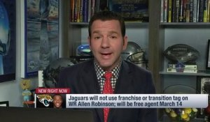 Rapoport: Jaguars had concerns about Allen Robinson's recovery from ACL injury