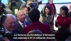 ARCHIVES: Jeff Bezos, l'homme le plus riche du monde