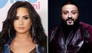 Demi Lovato & DJ Khaled Share Teaser Video for 'Wrinkle in Time' Track 'I Believe' | Billboard News