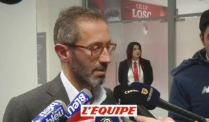 Ingla «Une situation inacceptable !» - Foot - L1 - Lille