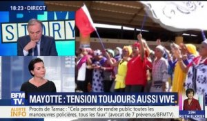 Mayotte: la tension reste vive