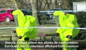 "Affaire Skripal : ""probablement"" sur ordre de Poutine (Johnson)"