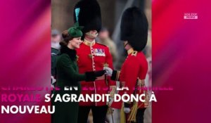 Kate Middleton dévoile son baby bump lors de la Saint-Patrick (Photos)