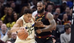 NBA : James et les Cavaliers matent les Bucks !