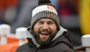 Joe Thomas: Browns' offseason moves didn't factor into my decision to retire