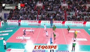 Tours en Ligue des champions - Volley - Ligue A (H)