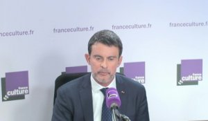 "Manuel Valls : ""On tue au nom de l'islam radical."""