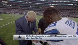 Jerry Jones says he and Dez still need to talk, 'the timing hasn't been good'