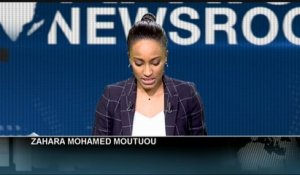 AFRICA NEWS ROOM - Afrique du Sud : Jacob Zuma devant la justice le 6 Avril (1/3)