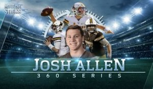Scouts break down 'A+ talent' of Josh Allen | NFL 360