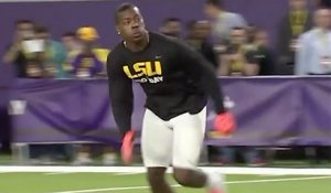 Mike Mayock provides his takeaways from LSU's pro day
