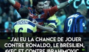 Buffon, ce grand fan de Cristiano Ronaldo