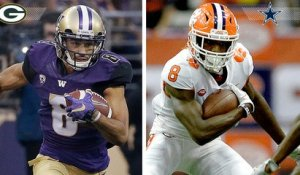 WR matchmaker: Where will the draft's top pass catchers land?