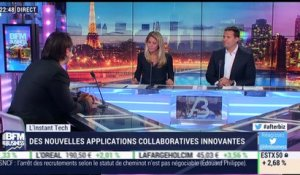 L'Instant Tech: Des nouvelles applications collaboratives innovantes - 05/04