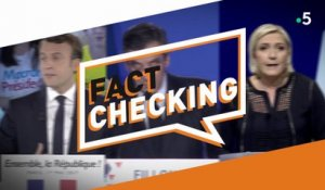 Le Fact Checking - C à Vous - 06/04/2018