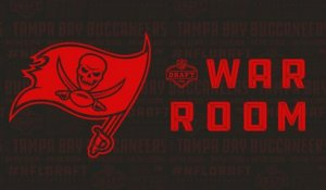 Buccaneers' war room: Projecting Tampa Bay's first three selections