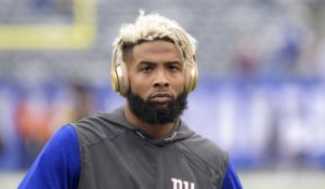 How does Jarvis Landry's contract affect Odell Beckham Jr.?