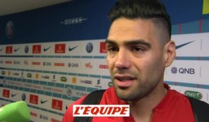 Falcao «Bravo Paris !» - Foot - L1 - Monaco