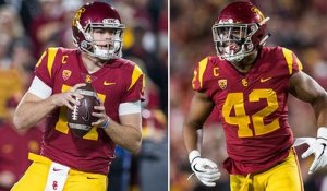 Uchenna Nwosu on Sam Darnold: 'Hopefully' I'll get to chase him down in the NFL