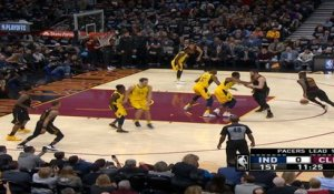 Nightly Notable: LeBron James - Split