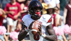 Mike Mayock projects Lamar Jackson will go in the first round of 2018 NFL Draft