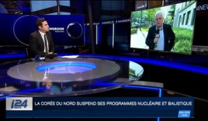 i24NEWSROOM Weekend | Avec Rudy Saada | 21/04/2018