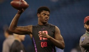 Kyle Brandt: Lamar Jackson won't be there for Patriots to draft at No. 23