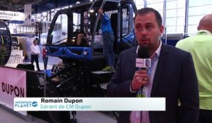 Mountain Planet 2018 - Interview de Romain Dupon