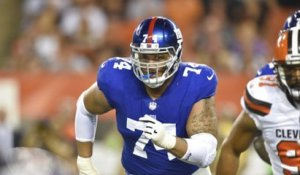 Ian Rapoport: Giants in trade discussions for Ereck Flowers