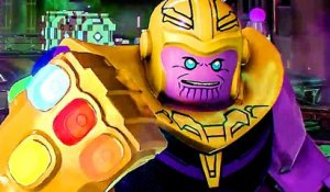 LEGO MARVEL Super Heroes 2 : Avengers Infinity War Bande Annonce