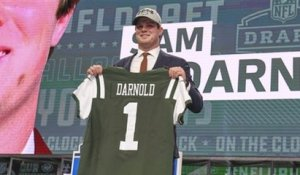 Peter Schrager: Jets got themselves a franchise pillar in Sam Darnold