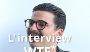 L'Interview WTF* de Camille, le gagnant de Top Chef