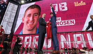 Mora: There's a path for Rosen to be 'immediate starter' in Arizona