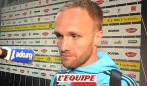 Germain «On a perdu trop de ballons devant» - Foot - L1 - OM