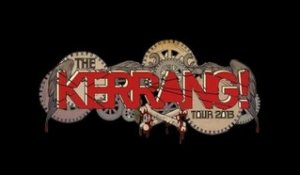 The Kerrang! Tour 2013 Podcast: Glasgow