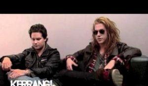 Kerrang! Podcast: We The Kings