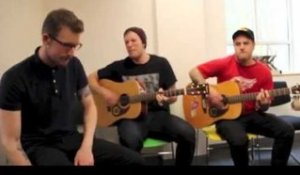 Kerrang! Podcast: The Swellers Acoustic Special