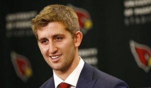 Nate Burleson: It was a bold choice for the Cardinals to select Josh Rosen