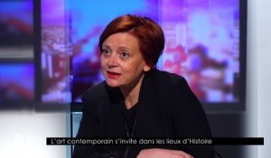 L'Invité de la Rédaction  - 03/05/2018 - Anne-Laure CHAMBOISSIER