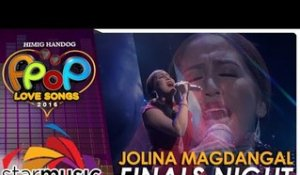 Jolina Magdangal - Himig Handog P-Pop Love Songs 2016 Finals Night