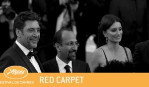 TODOS LOS SABEN - CANNES 2018 - RED CARPET - EV