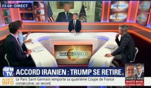 Accord iranien: Donald Trump se retire (3/3)