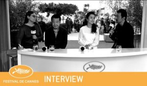 JIANG HU ER NV - CANNES 2018 - INTERVIEW - EV