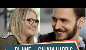 BLAME - Calvin Harris - Acoustic Cover avec Larry Lynch de Rising Star et Lola Dubini